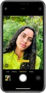 iPhone Porträtmodus